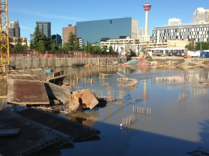 HCM Contractors Help Out during Calgary Flooding