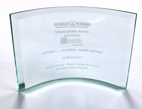 HCM Presented Ontario Builder Award