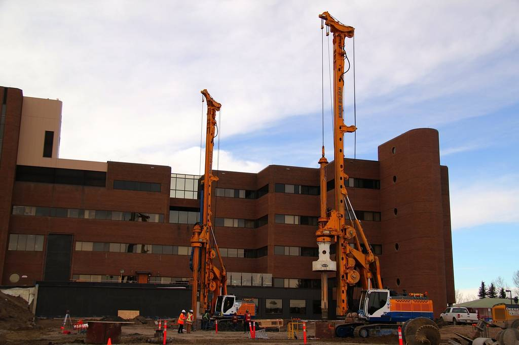 Medicine Hat Regional Hospital – New Tower Expansion