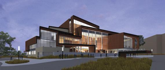 Mount Royal University Conservatory